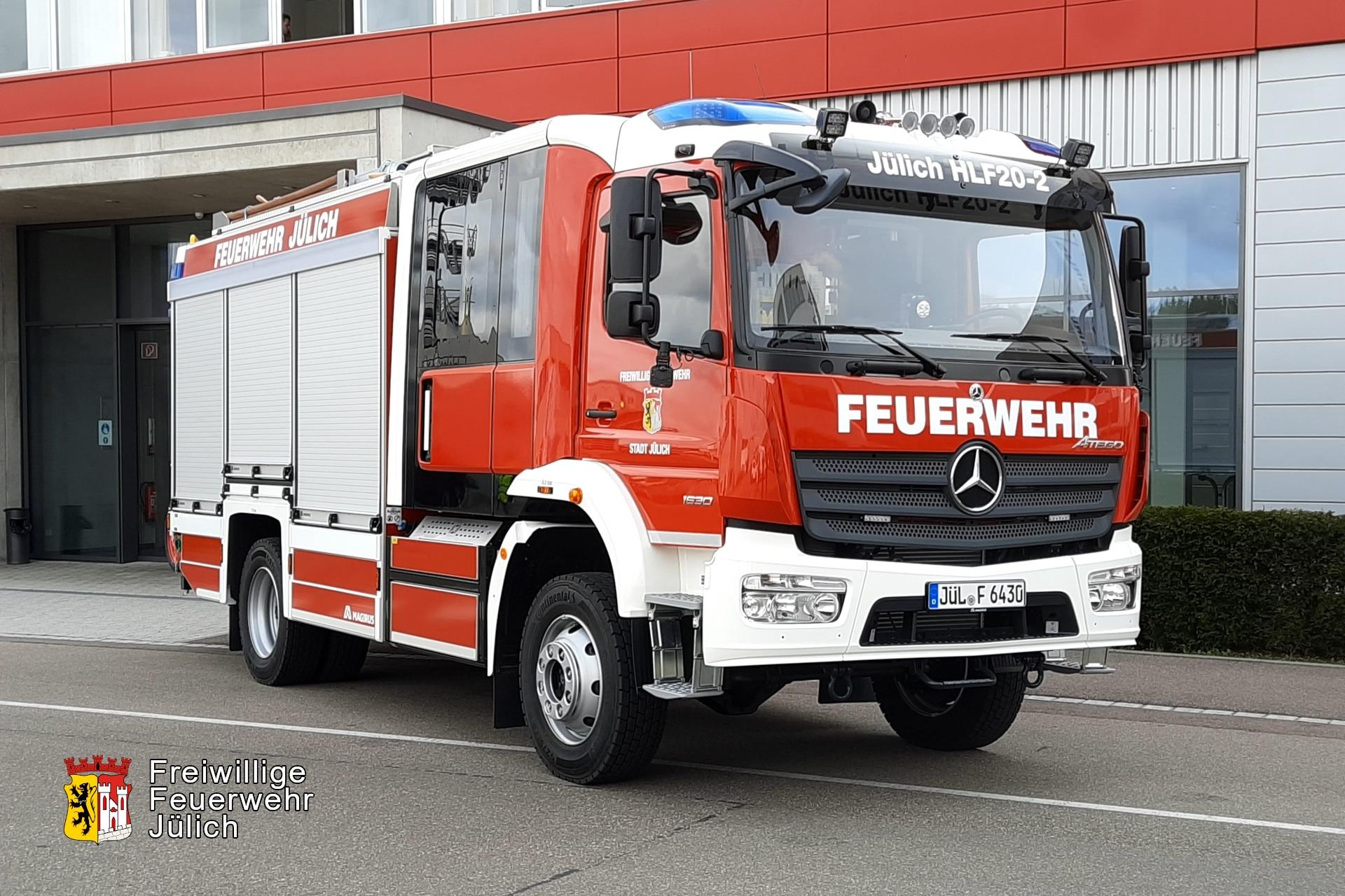 Florian Jülich HLF20-2